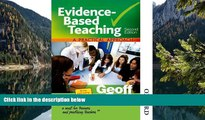 Big Sales  Evidence-Based Teaching A Practical Approach Second Edition  Premium Ebooks Best Seller
