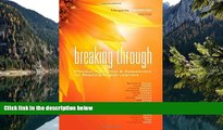 Deals in Books  Breaking Through: Effective Instruction and Assessment for Reaching English