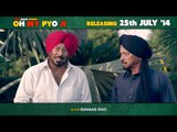 Oh My Pyo Ji - New Punjabi Movie | Dialogue Promo 1 | Latest Punjabi Movies 2014 | BINNU DHILLON