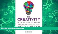 Big Sales  The Creativity Challenge: How We Can Recapture American Innovation  Premium Ebooks Best