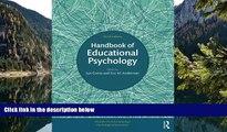 Big Sales  Handbook of Educational Psychology (Educational Psychology Handbook)  Premium Ebooks