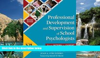 Buy NOW  Professional Development and Supervision of School Psychologists: From Intern to Expert
