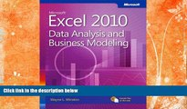 READ THE NEW BOOK Microsoft Excel 2010 Data Analysis and Business Modeling (Business Skills) BOOK