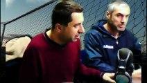Στενό Μαρκάρισμα του Μάκη Καραντωνίου στον Μπάμπη Νταλάκα 23-11-16