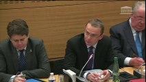 Audition d'Anne Hidalgo, Maire de Paris, en commission des Lois le 23 novembre 2016 sur la réforme du statut de Paris