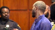 Un père saute à la gorge du meurtrier de sa fille au tribunal - vidéo Dailymotion
