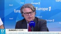 """Gilbert Collard : """"François Fillon est le Arsène Lupin de l'extrême droite"""""""