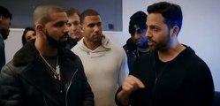 David Blaine rend fou Drake, Dave Chappelle et Steph Curry avec son tour de magie.