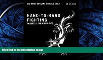 PDF [DOWNLOAD]  ST 31-204 Hand-To-Hand Fighting (karate / tae-kwon-do) US Army Special Forces w