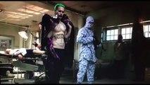 Revelan escenas eliminadas de El Guasón en Suicide Squad