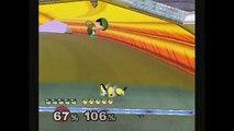 Pichu Enters A Fighting Tournament - Pichu Vs. Ness, Falco, & Ganondorf - Super Smash Bros Melee