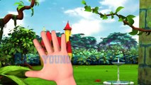 Dora Baby Hans Finger Family Rhymes | Animated 3D Cartoon Finger Family Rhymes | Kids Rhyme Songs