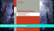 READ  Dynamical Vision: ICCV 2005 and ECCV 2006 Workshops, WDV 2005 and WDV 2006, Beijing, China,