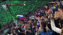 Fedor Smolov Goal HD - Krasnodar 1-1 Salzburg  - 24.11.2016