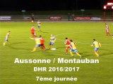 Aussonne - Montauban | DHR Midi-Pyrénées | 7ème journée