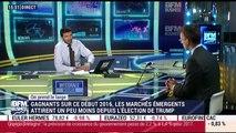 On prend le large: Les marchés émergents attirent un peu moins depuis l'élection de Donald Trump - 23/11