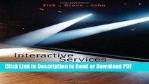 Read Interactive Services Marketing Free Books