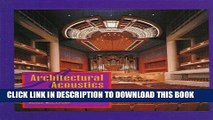 [PDF] Online Architectural Acoustics: Principles and Design Full Ebook