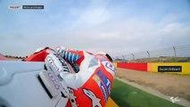 AragonGP - Ducati OnBoard  part 1