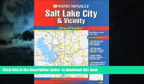 liberty books  Rand McNally Salt Lake City   Vicinity Streetfinder (USA StreetFinder Atlas) READ