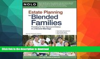 READ  Estate Planning for Blended Families: Providing for Your Spouse   Children in a Second
