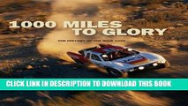 [READ] Mobi 1000 Miles to Glory: The History of the Baja 1000 Audiobook Download