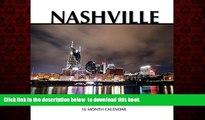 Read books  Nashville Calendar 2017: 16 Month Calendar BOOOK ONLINE