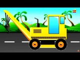 lifting truck | formation and uses | big trucks compilation for children