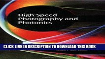 [PDF] Online High Speed Photography and Photonics (SPIE Press Monograph Vol. PM120) Full Kindle