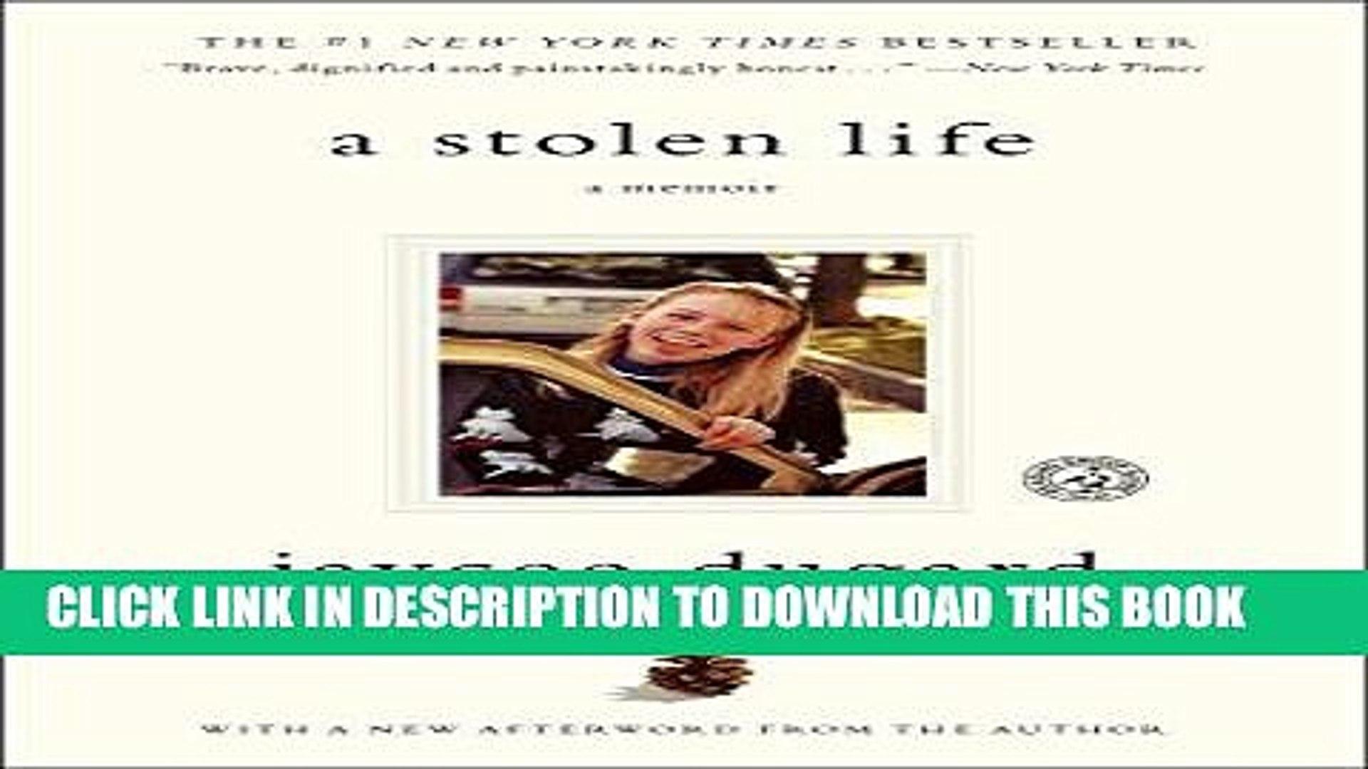Books A Stolen Life: A Memoir Read online Free
