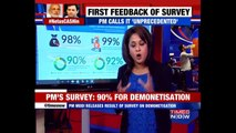 BREAKING NEWS- PM Modi App Survey On Demonetization OUT