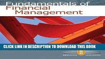 [PDF Kindle] Fundamentals of Financial Management, Concise 7th Edition Full Book
