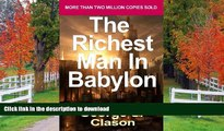READ  The Richest Man in Babylon: Now Revised and Updated for the 21st Century (Paperback) -