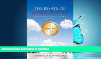 FAVORITE BOOK  The Essays of Warren Buffett: Lessons for Corporate America, Fourth Edition FULL