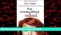 Read book  The Unidentified Redhead (The Redhead Series) BOOOK ONLINE