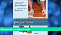 READ  How to Start a Home-Based Handyman Business: *Turn Your Skills Into Cash *Schedule Your