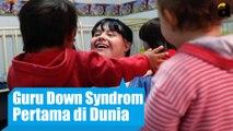 Noelia Garella, Guru Down Sydrome Pertama di Dunia