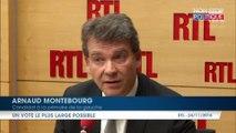 Primaire de la gauche : Arnaud Montebourg invite les électeurs de droite à voter pour lui