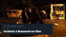 Incidents à Beaumont-sur-Oise après l'incarcération de deux frères d'Adama Traoré