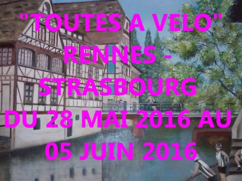 Toutes à Strasbourg
