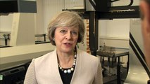 Autumn Statement: PM on the 'just about managing'