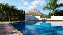 Villas Buigues-Real estate in Moraira Costa blanca REF-VB149