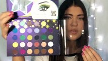 New BH Cosmetics!! UNBOXING & 28 Color Lipstick Palette w/ Lip Swatches