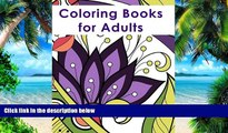 Buy Coloring Books for Adults Coloring Books for Adults: Adult Coloring Book with over 45 Coloring