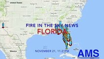 WATCH NOW Fire in the Sky News   Unprecedented fireball  shocks  hundreds Calls to the Cops!