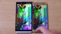 LG G6 vs S7 Edge - Speed Comparison! (4K) - Vidéo dailymotion