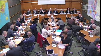 Bertrand Pancher - table ronde sur « les continuités écologiques: usage et gestion équilibrée des cours d'eau - 23/11/16