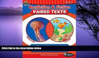 PDF  Nonfiction and Fiction Paired Texts Grade 2 Susan Collins  Book