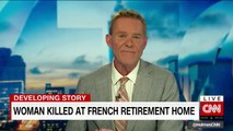 Woman killed at French retirement home
