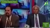 Aamir Liaqat Chitrols Javed Chauhdry On His Rude Behavior With Guest